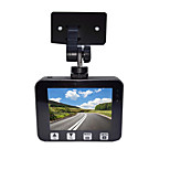 720P HD Touch Button Anti-Shock Multi-Function Car DVR with Motion Detect And Built-in 150mAh Chargeable Li-Battery