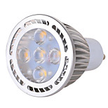 GU10 7 W 5 x 3030 SMD 630 LM Warm White / Cool White High Bright LED Spot Lights AC 85-265 V