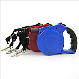 5M Automatic Retractable Leashes for Dogs and Pets