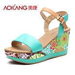 Aokang® Women's Leather Sandals - 342823002