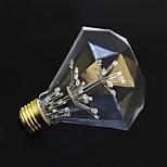Bombillas Globo Decorativa Belf Rotatoria E26/E27 2 W 47PCS LED Dip 160Lm LM Blanco Cálido AC 100-240 V 1 pieza