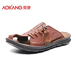 Aokang® Men's Leather Sandals - 141723074