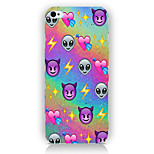 Animation Manufacture Pattern PC Phone Case Back Cover Case for iPhone5C