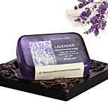 ALL BLUE High Quality Skin Whitening Soap Summer Hot Style Natural Lavender Essential Oil Soaps Facial Soaps