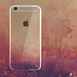Sunset Perfect Fit TPU+Acrylic Anti-Scratch Backplane Combo Phone Case for iPhone 6/6S