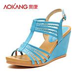 Aokang® Women's Leatherette Sandals - 132823284