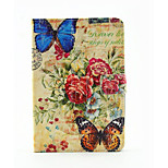 Specially Designed Amorous Feelings Restoring Ancient Ways PU Leather Shockproof Case for iPad Mini 3/2/1
