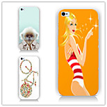Anime Pattern PC Phone Case Back Cover Case for iPhone5C