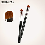 Stellaalpina Eyeshadow Brush Weasel Portable Wood Eye