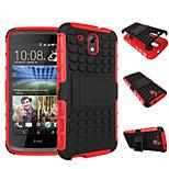 tpu + pc Hybrid robusten Gummiarmierung stehen harte Abdeckungsfälle für HTC One M9 / wünschen 510 / desire526 / Wunsch 610 / Wunsch 820