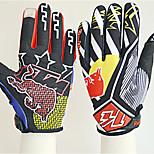 Glove Cycling / Bike Women's / Men's Full-finger Gloves Anti-skidding / Keep Warm / Windproof / Wearable / Shockproof