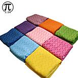 Yoga Towels Non Toxic TPE Pink Blue Green Orange Dark Blue Dark Purple