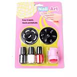 Nail art printing kit(7pcs/set)