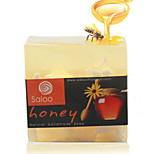 ALL BLUE High Quality Summer Hot Style Whitening And Moisturizing Thai Honey Soaps Carry Bright Color Of Skin Body Soaps