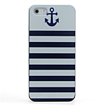 Blue stripes Pattern Hard Case for iPhone 5/5S