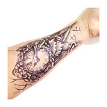 Tattoo Stickers Tattoo Stickers Christmas / New Year Others Paper 1pcs 22*16*0.1cm