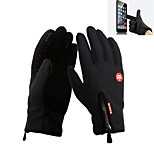 Winter Warm Anti-Skid Windproof Touch Screen Gloves Bike Full Finger Gloves For Outdoors Sports Hiking Skiing Cycling