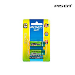 Pisen Rechargeable AA 2300mAh Battery One Pair for Remote Control