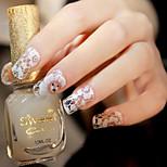 - Finger - 3D Nails Nagelaufkleber / Nail Schmuck - PVC - 1PCS Stück - 150*75mm cm