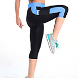 Running Bottoms / Pants Women's Breathable / Lightweight Materials / Stretch / Compression Polyester Yoga / Fitness / Running Sports