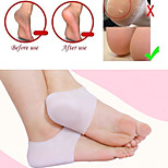 Reusable Silicone Mask Cover for Cracked Heels (1 pair)