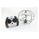 Jin Guang 777-286 Remote control flying ball black/brown