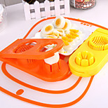Creative Egg Cutter Fancy Egg Slicer Random Style