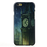 Old clock  Pattern  Hard Case for iPhone 6/6S