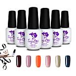 Sexy Mix Nail Art Gel Polish Soak-off UV Gel Nail Polish for Nail Beauty Manicure