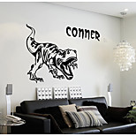 Wall Stickers Wall Decals, Dinosaur PVC Wall Stickers