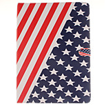 National Flag Pattern TPU Smart Model with Auto Sleep/Wake Function Case Cover for iPad Pro 12.9