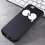 Super Popular Brands High-Grade White Eyes TPU Soft Phone Case for iPhone 6/6S