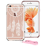 ESR® Totem Series Shock Absorbent TPU Corner Protection + Hard PC Back Protective Case for iPhone 6/6s -Dream Catcher