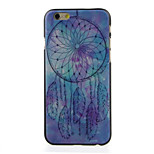 Colored feathers Pattern  Hard Case for iPhone 6/6S