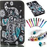 coldre de telefone móvel dustproof plug telefone celular de tela de toque cor da caneta aleatória para S5 / S6 / S6 borda / beira S6 mais