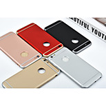 3 in 1 Luxury PC Hard Back Case for iPhone 6/6s(Assorted Colors)