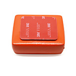 Buoy Etanches Pour Gopro 3/2/1 , orange Mousse