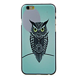 Owl High Quality and Good Price Pattern  Hard Case for iPhone 6/6S