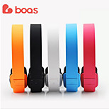 BOAS Sports Headphone Wireless Stereo Headset with FM Radio for Mp3 Player Record