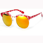 Women 's 100% UV400 / 100% UVA & UVB Round Sunglasses