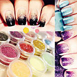 12pcs  Nail DIY Nail Jewelry Tools