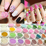 12pcs Caviar Beads Jewelry Small Nail Tools