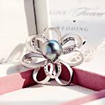 Pearl Brooch  With Minimalist Luxury Brand