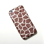 Comfortable Plush Giraffe Back Cover Case for iPhone 6/6S
