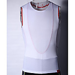 Compression Clothing / Jerseys Sleeveless Bike Summer / AutumnAnti-Eradiation / Wearable / Limits Bacteria /