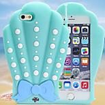 último caso Valfre 3d caja del teléfono concha de lujo para el iphone 6 más / 6s más (colores surtidos)