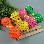 Thorn Dumbbell Large Pet Toys Talking Toys 15 * 6 CM Amused with Dog And Cat Toy A Pinch Will Call
