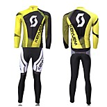 KEIYUEM®Others Unisex Long Sleeve Spring / Autumn Cycling Clothing Suits TightsWaterproof / Breathable / Insulated
