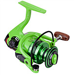 BF5000 4.9:1 10+1 Ball Bearings Freshwater Fishing Carp Fishing Spinning Reels Left and Right Handle Random Color