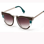 Women 's 100% UV400 / 100% UVA & UVB Cat-eye Sunglasses